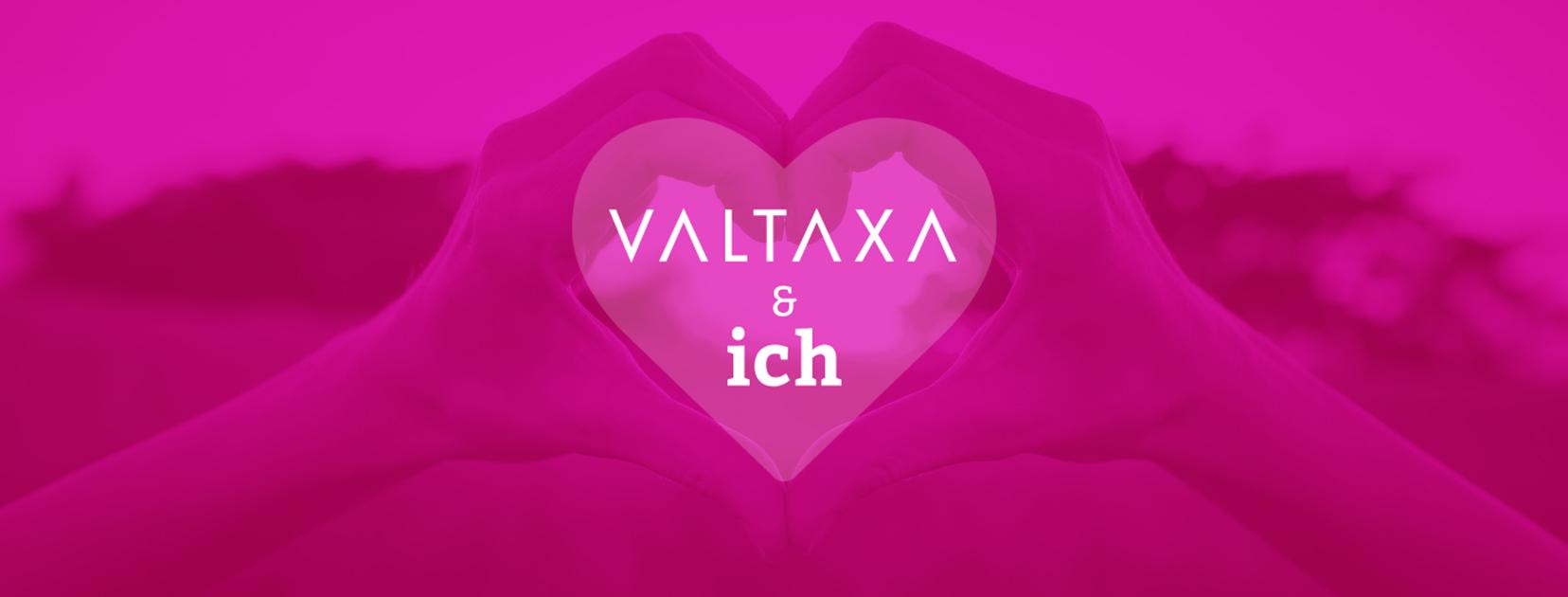 "Facebook-Titelbild ""VALTAXA & ich"""
