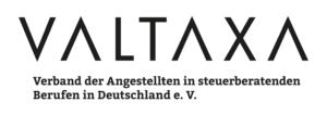 VALTAXA-Logo SW positiv