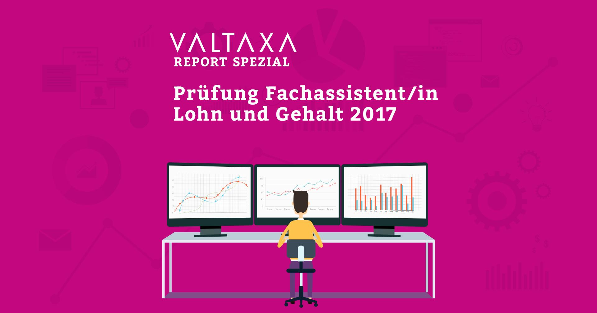 Prüfung Fachassistent/in Lohn und Gehalt 2017