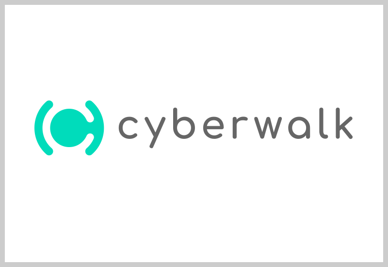 cyberwalk: Virtuelle 3D-Rundgänge