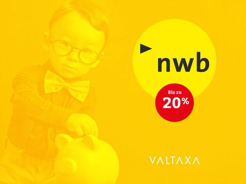 Sonderkonditionen beim NWB Verlag